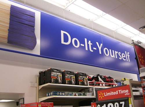 DIY  /  Wal-Mart