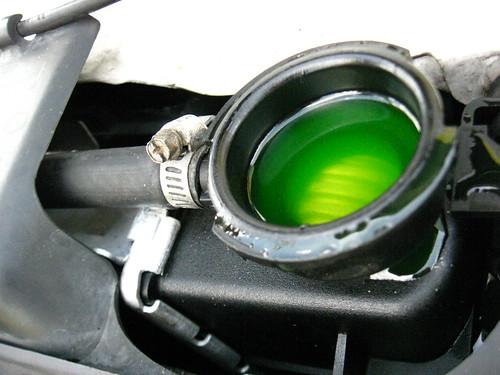 Radiator fluid