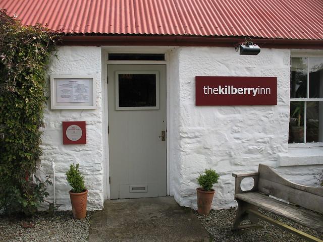 Kilberry Inn, Kintyre
