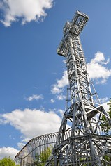 observation tower, landmark, tower,