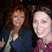 Susan Sarandon and me