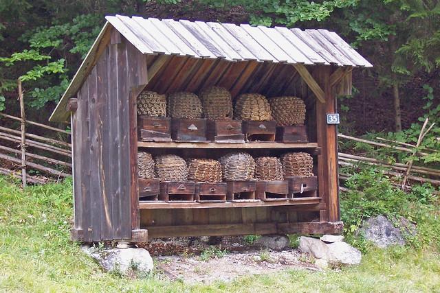 Bee Skeps Flickr Photo Sharing