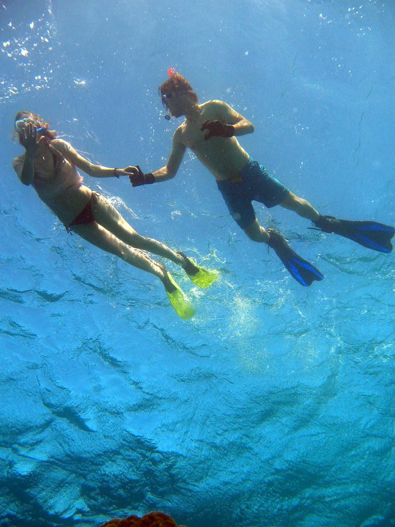 lovely snorkeling