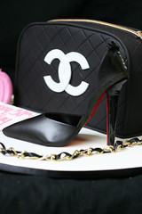 Christian Louboutin Shoe - Side