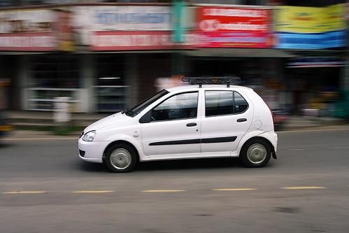 indica car photo