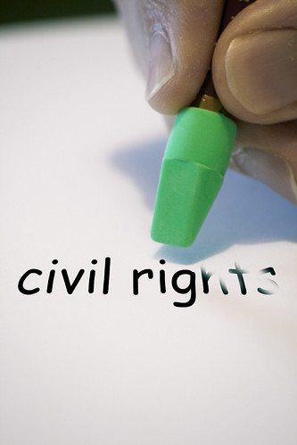 Erosion of civil rights