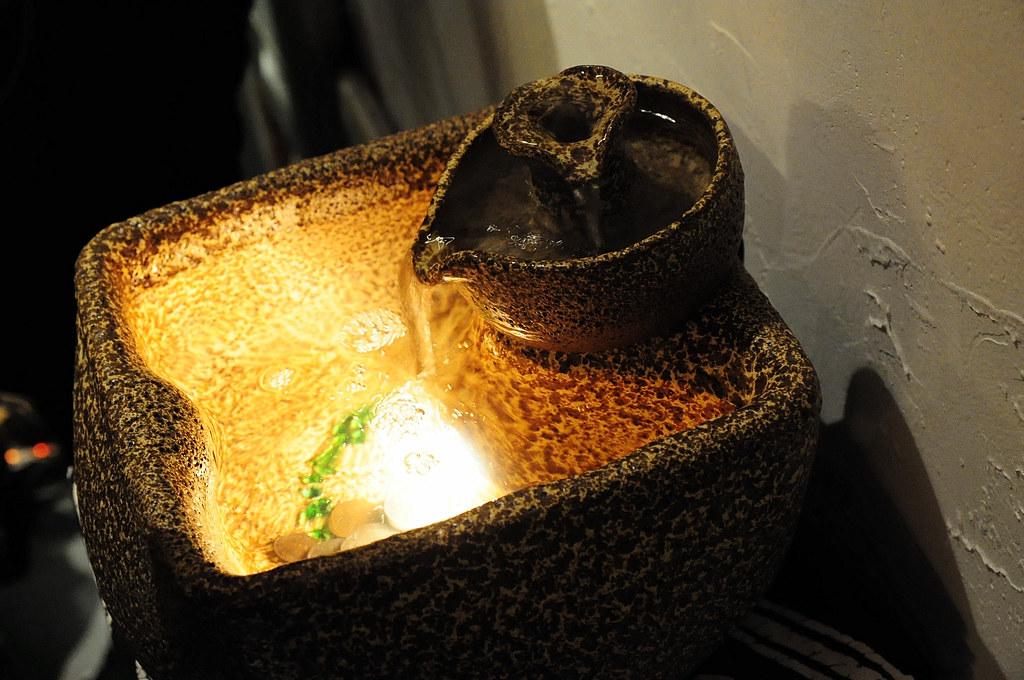 筌壽司-店內