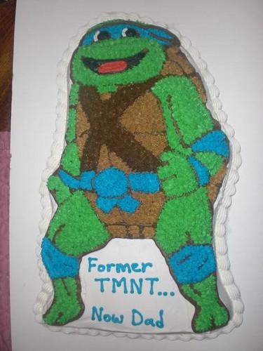 Wilton Ninja Turtle Cake Pan