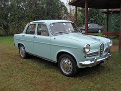 Alfa Romeo Giulietta 750C - 1958