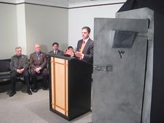"""El Abbar""  -The Grave press conference"