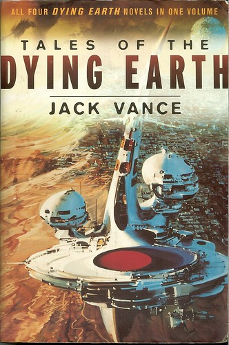 Jack Vance - Tales of the Dying Earth - cover artist  John Berkey