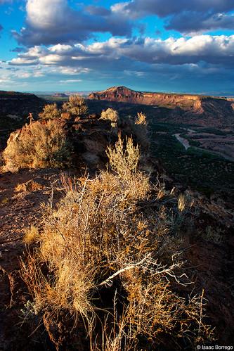 sunset whiterockcanyon newmexico desert whiterock unitedstates america usa