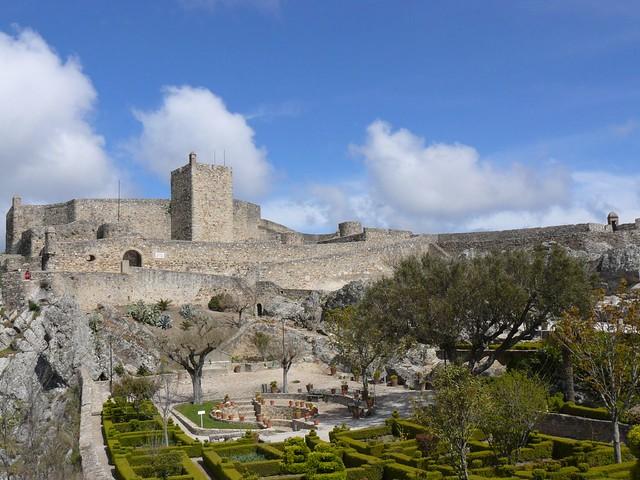 Castillo de Marvao (Alentejo, Portugal)