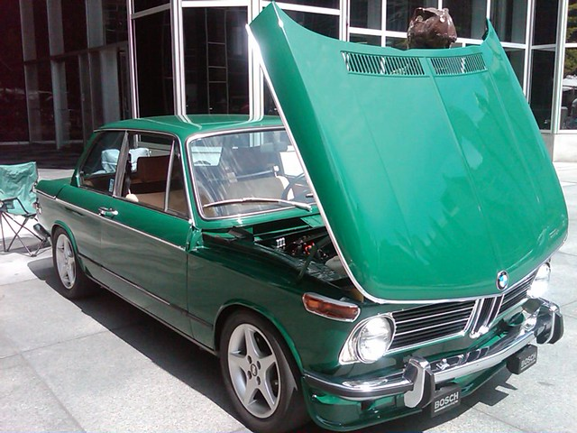 Bmw 2002 Quot British Racing Green Quot Flickr Photo Sharing