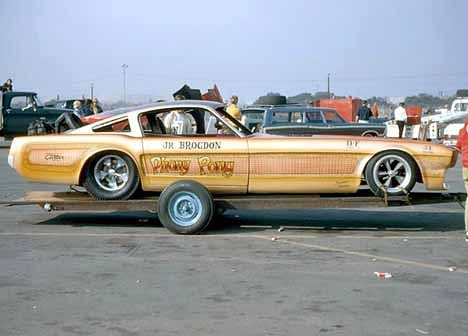 Old Drag Racing Car Names