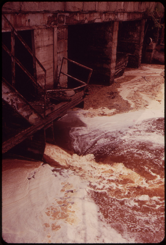 Outflow from the Oxford Paper Company Mill ... 06/1973