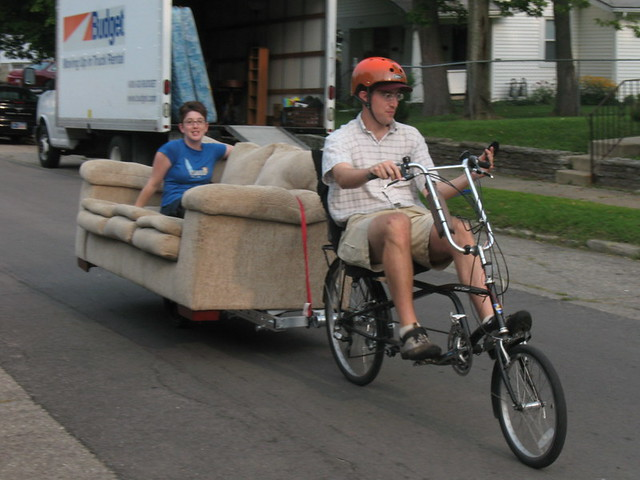 Sd Bike Commuter Bicycle Trailers