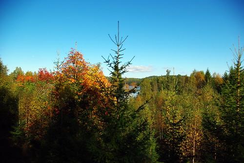 railroad sky tree museum train pentax sweden dalsland åmål k200d jååj
