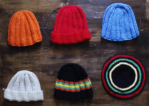 Gorros de Lana I | Flickr - Photo Sharing!