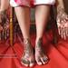 Tina sis bridal mehndi palms and feet