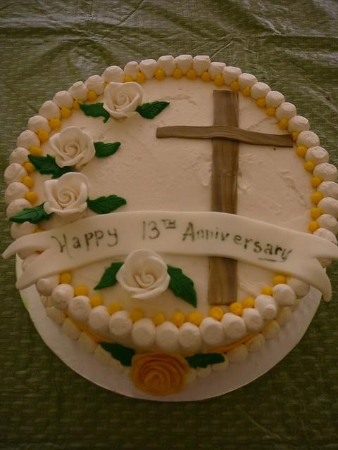 pastor anniversary cakes