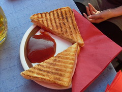 lunch, breakfast, junk food, food, dish, cuisine, snack food, toast,