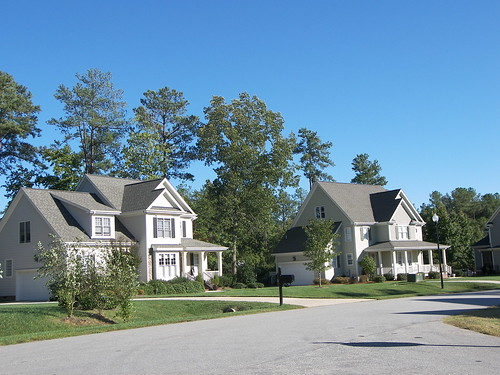 Cary Nc The Park At West Lake Has Custom Homes In A Quiet Rural Community
