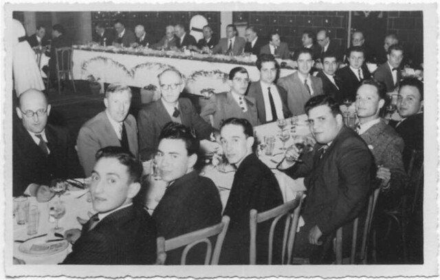 BBS Old Boys, Xmas Dinner - Alexandria 1953 - view 2 | Flickr