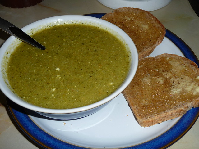 Curried Cream of Broccoli Soup | Flickr - Photo Sharing!