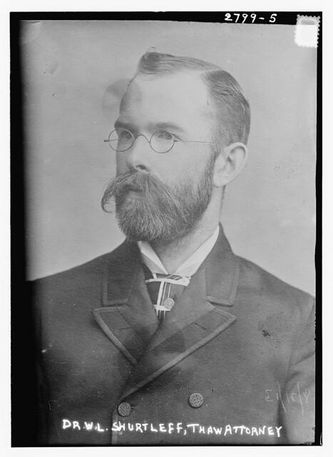Dr. W.L. Shurtleff, Thaw - Attorney  (LOC)
