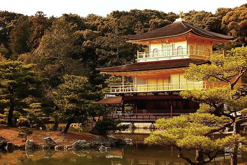 Kinkakuji - Pabellón de oro