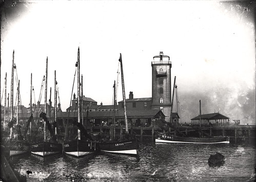 North Shields Fish Quay pre 1896