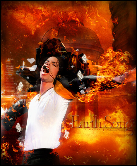 Michael Jackson - Magazine cover