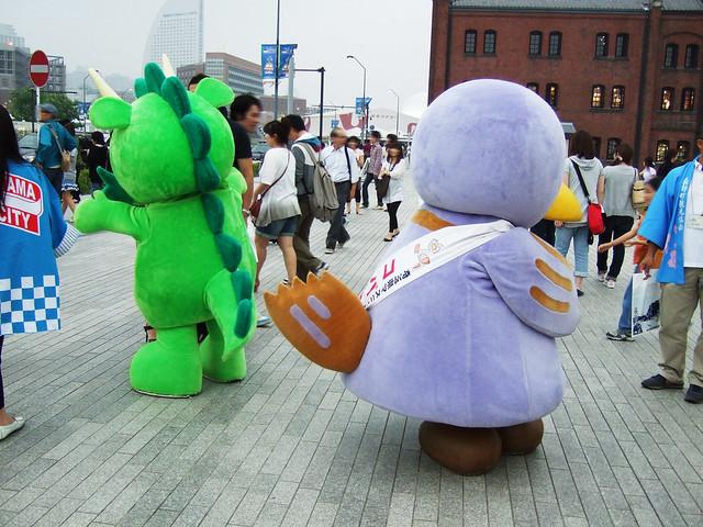 コバトン(後)。   Flickr - Photo Sharing!