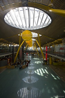 Aeroporto Internacional de Madrid-Barajas - Madrid-Barajas International Airport