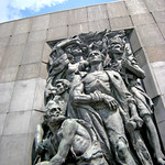 memorial Warsaw Ghetto Uprising