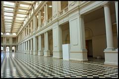 Hall central Pasaje Dardo Rocha