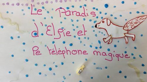 Le paradis d'Elfie et le te?le?phone magique