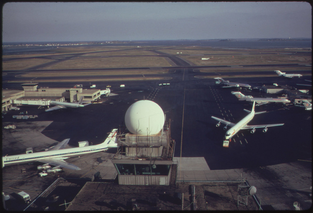Loganairport