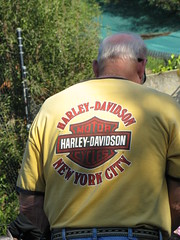 New York City Harley Shirt