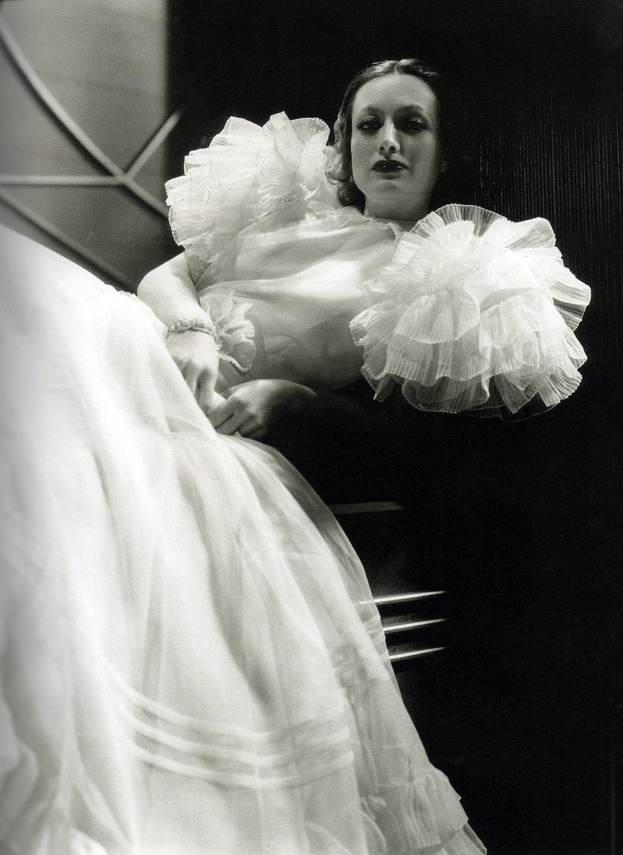"Joan Crawford, ""Letty Lynton"", 1932"