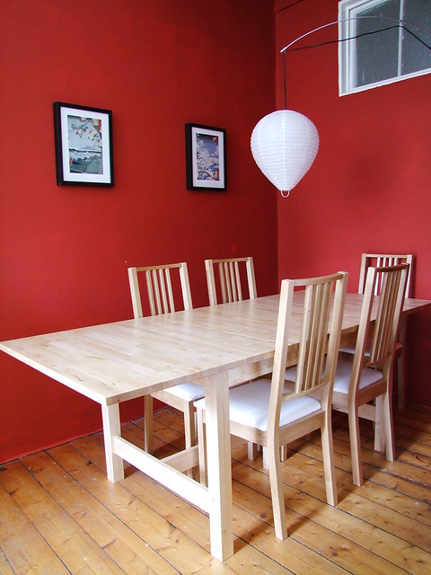 Ikea norden dining tables a gallery on flickr extendable dining table 2 watchthetrailerfo