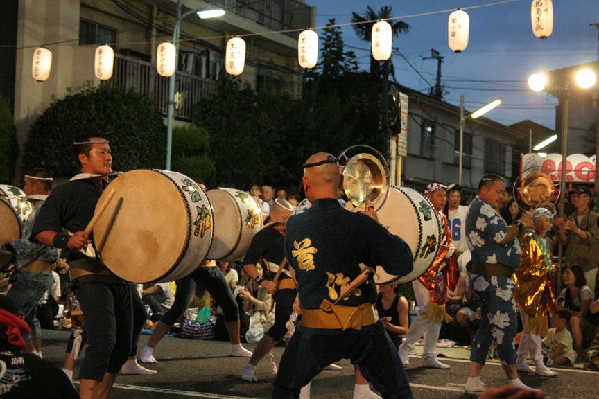 Awa-odori 2009