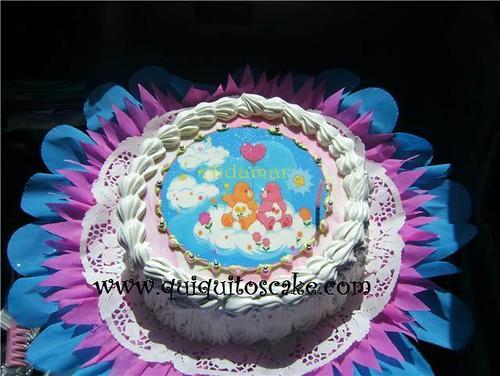 Pin tortas decoradas infantiles bautizo gelatinas postres for Tortas decoradas infantiles