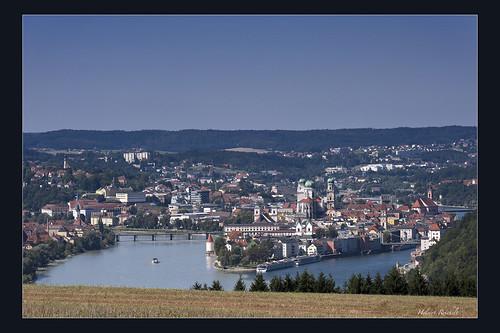 germany geotagged deutschland bavaria stadt passau donau niederbayern bayerischerwald theunforgettablepictures donauradwanderweg geo:lon=13513892 geo:lat=48575294