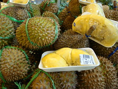 pineapple(0.0), plant(0.0), cempedak(0.0), ananas(0.0), produce(1.0), artocarpus(1.0), fruit(1.0), food(1.0), durian(1.0), jackfruit(1.0),