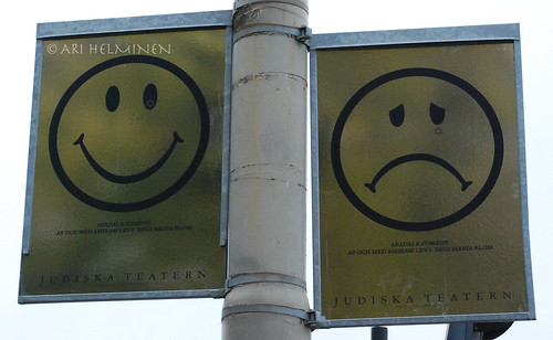 Happy or sad today ?