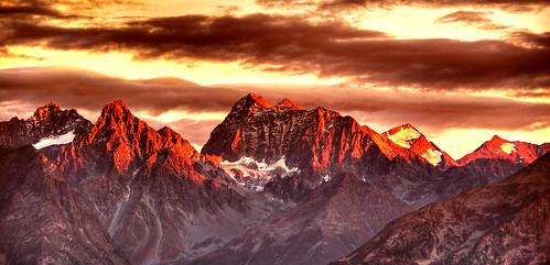 sunset mountains alps geotagged austria tirol österreich long sonnenuntergang pentax berge alpen tamron 2009 coordinates hdr tyrol position lat 3xp photomatix tamron18250 k200d traumlicht traumlichtfabrik adopeeddishop