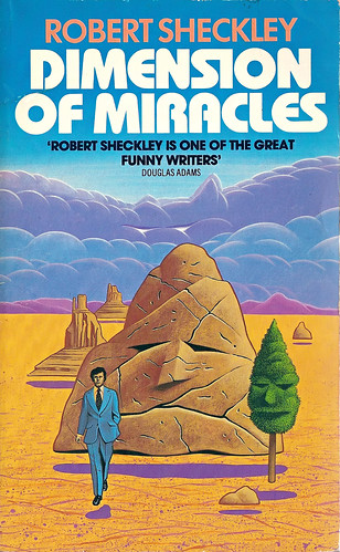 Robert Sheckley - Dimension of Miracles