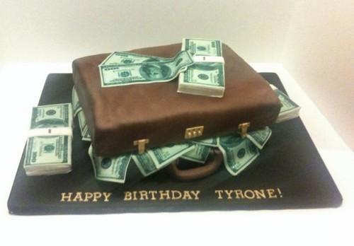 Money Suitcase Cake Flickr Photo Sharing